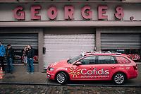 """Georges Cofidis""<br /> <br /> 2018 Binche - Chimay - Binche / Memorial Frank Vandenbroucke (1.1 Europe Tour)<br /> 1 Day Race: Binche to Binche (197km)"