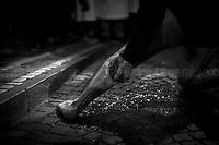 19.04.2019 - Flagellants of Nocera Terinese (Good Friday's Rite) - I Vattienti di Nocera Terinese