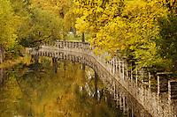 Canada, Montreal, Lachine Canal, bridge