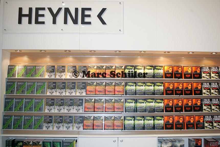 Bücher beim Heyne Verlag