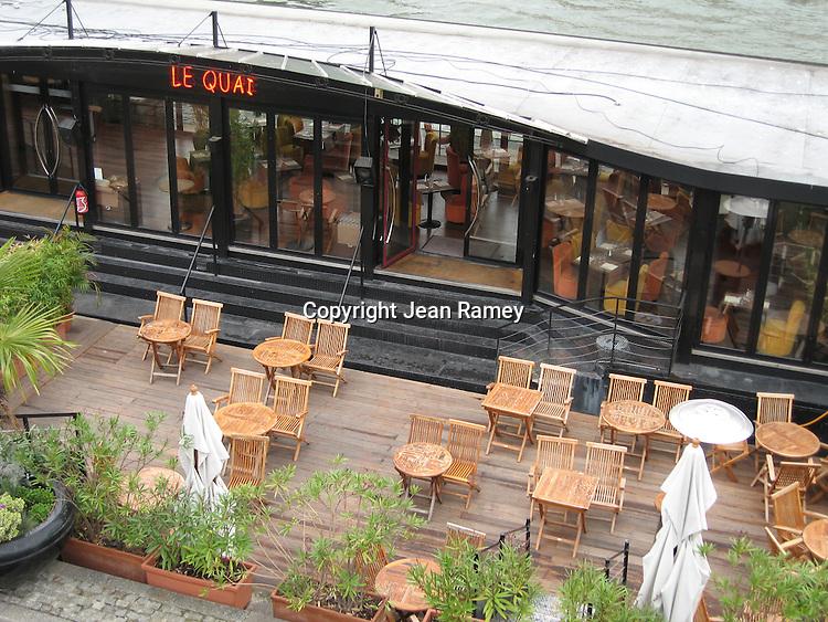 Seine River Cafe