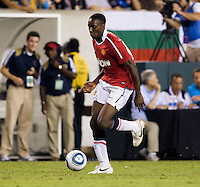 Danny Welbeck. Manchester United defeated Philadelphia Union, 1-0.
