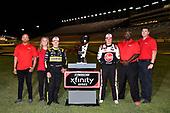#20: Christopher Bell, Joe Gibbs Racing, Toyota Supra Rheem/Smurfit Kappa and #19: Brandon Jones, Joe Gibbs Racing, Toyota Supra Juniper