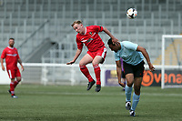 Kent FA Junior B Cup Final. The Bull (red) V Golden Knights United (blue)