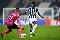 03th January 2021; Dragao Stadium, Porto, Portugal; Portuguese Championship 2020/2021, FC Porto versus Moreirense; Zaidu Sanusi of FC Porto