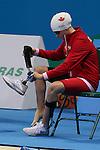 Samantha Ryan, Rio 2016 - Para Swimming // Paranatation.<br /> Samantha Ryan competes in the women's 50m free // Samantha Ryan participe au 50 m libre féminin. 09/09/2016.