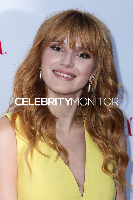 """HOLLYWOOD, CA - OCTOBER 03: Actress Bella Thorne arrives at Latina Magazine's """"Hollywood Hot List"""" Party held at The Redbury Hotel on October 3, 2013 in Hollywood, California. (Photo by Xavier Collin/Celebrity Monitor)"""