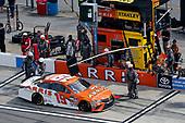 2017 NASCAR Cup - Clash at Daytona<br /> Daytona International Speedway, Daytona, FL USA<br /> Sunday 19 February 2017<br /> Daniel Suarez, ARRIS Toyota Camry pit stop<br /> World Copyright: Russell LaBounty/LAT Images<br /> <br /> ref: Digital Image 17DAY1rl_2670