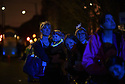 Krewe du Vieux and Krewe Delusion rolls through the Marigny and French Quarter