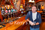 Tom McCarthy from Tom McCarthy's bar Castleisland who won't be opening his bar for Christmas