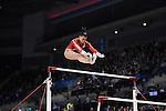British Gymnastics National Championships Liverpool UK 8-10 April 2016. .Rebecca Downie