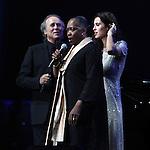 Concert contra l'Alzheimer.<br /> Joan Manuel Serrat, Barbara Hendricks & Silvia Perez Cruz.