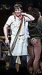 Reeve Carney during Broadway Opening Night Performance Curtain Call for 'Hadestown' at the Walter Kerr Theatre on April 17, 2019 in New York City.