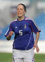 MAR 13, 2006: Faro, Portugal:  Sabrina Viguier