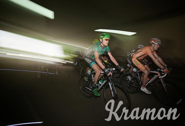Perrig Quemeneur (FRA)<br /> <br /> 2013 Skoda Tour de Luxembourg<br /> stage 1: Luxembourg - Hautcharage (184km)