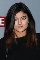 """HOLLYWOOD, CA - JANUARY 24: Kylie Jenner arrives at the Revolt TV's """"Harlem To Hollywood"""" Studio Reveal held atRevolt Live Studios on January 24, 2014 in Hollywood, California. (Photo by Xavier Collin/Celebrity Monitor)"""