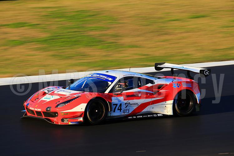 #74 KESSEL RACING (CHE) FERRARI 488 GT3 MICHAEL BRONISZEWSKI (POL) DAVID PEREL (ZAF)