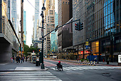 New York, New York<br /> August 30, 2020<br /> <br /> Manhattan post-pandemic, mid-town.
