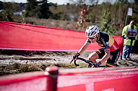 Belgian Champion Sanne Cant (BEL/IKO - Crelan)<br /> <br /> Elite Women's Race<br /> 2021 UCI cyclo-cross World Cup - Zonhoven (BEL)<br /> <br /> ©kramon