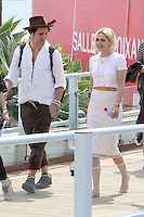 KRISTEN STEWART - CANNES 2016 - PHOTOCALL 'CAFE SOCIETY'
