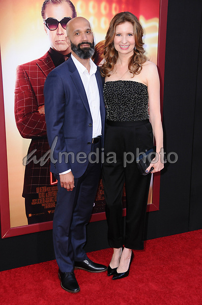 """26 June 2017 - Hollywood, California - Junior Javier Guzman, Lennon Parham. """"The House"""" Los Angeles Premiere held at the TCL Chinese Theatre in Hollywood. Photo Credit: Birdie Thompson/AdMedia"""