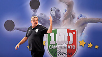 Ratko Rudic Pro Recco <br /> Trieste 24-05-2019 Centro Federale Bruno Bianchi   <br /> Campionato Italiano Final Six Unipolsai <br /> Pallanuoto Uomini  <br /> Semifinale <br /> Pro Recco - Sport Management <br /> Foto Andrea Staccioli/Deepbluemedia/Insidefoto