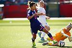 Yuki Ogimi (JPN), JULY 1, 2015 - Football / Soccer : FIFA Women's World Cup Canada 2015 Semi-final match between Japan 2-1 England at Commonwealth Stadium in Edmonton, Canada. (Photo by AFLO)