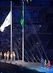 Rio 2016.<br /> Highlights from the Closing ceremonies at the Maracana Stadium 2016 Paralympic Games in Rio // Faits saillants des Faits saillants des cérémonies de clôture des Jeux paralympiques du stade Maracana 2016 à Rio. 18/09/2016.