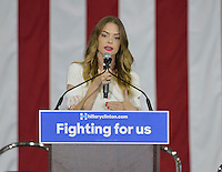 Jamie King @ the Women For Hillary Organizing Event held @ West Los Angeles College.<br /> June 3, 2016