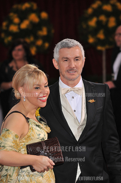 Baz Luhrmann at the 81st Academy Awards at the Kodak Theatre, Hollywood..February 22, 2009  Los Angeles, CA.Picture: Paul Smith / Featureflash