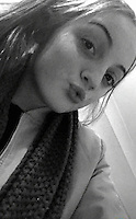 Pictured: Undated image of Megan Evans<br /> Re: The mother of a 14-year-old who died suddenly is determined to fulfil one of her daughter's ambitions.<br /> Megan Evans, from Milford Haven, died on Tuesday.<br /> A huge Justin Bieber fan, Megan was excited about going to see him in June. Now, mum Nicola is trying to get the Canadian superstar to sign some memorabilia to her daughter.