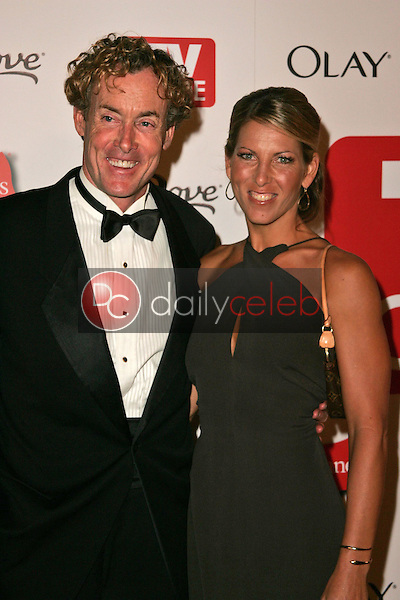 John C. McGinley and friend<br />at the TV Guide Emmy After Party. Social, Hollywood, CA. 08-27-06<br />Dave Edwards/DailyCeleb.com 818-249-4998