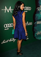 BEVERLY HILLS, CA, USA - OCTOBER 10: Bianca A. Santos arrives at the 2014 Variety Power Of Women held at the Beverly Wilshire Four Seasons Hotel on October 10, 2014 in Beverly Hills, California, United States. (Photo by Celebrity Monitor)