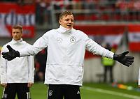 Torwart Bernd Leno (Deutschland Germany) - 02.06.2018: Österreich vs. Deutschland, Wörthersee Stadion in Klagenfurt am Wörthersee, Freundschaftsspiel WM-Vorbereitung