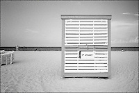 """7th Street Beach<br /> From """"The machine to live in"""" series. Miami Beach, FL"""