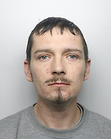 2019 04 16 Luke Cuber Hives jailed for arson, Swansea Crown Court, Wales, UK
