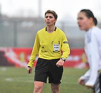 Denmark U17 - Germany U17 : Ruzanna Petrosyan (ARM) .foto Joke Vuylsteke / Vrouwenteam.be