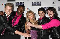 Sing-Off Finale 2011