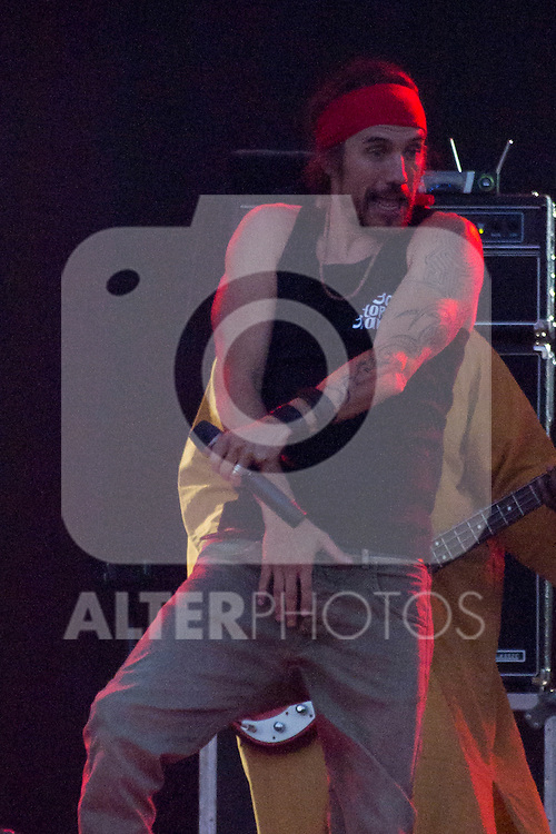 30.06.2012. Concert ´Macaco´ during Rock in Rio Festival 2012 in Madrid. (Alterphotos/Marta Gonzalez)
