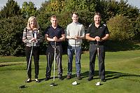 Geldards - Dianne Allen, Phil Parrott, Giles Davies and Mike Fullerton