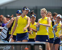 2010 Women's Big Ten Tennis Sun Mich