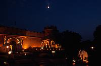 Hotel Rajvilas, Jaipur, Rajasthan, Indien