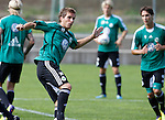 19.07.2011, Bad Kleinkirchheim, AUT, Fussball Trainingscamp VFL Wolfsburg, im Bild Peter Pekarik , EXPA Pictures © 2011, PhotoCredit: EXPA/Oskar Hoeher