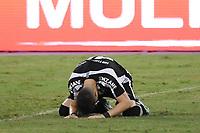 Rio de Janeiro (RJ), 13/03/2021 - Bangu-Botafogo  - Matheus Frizzo jogador do Botafogo,durante partida contra o Bangu,válida pela 3ª rodada da Taça Guanabara,realizada no Estádio Nilton Santos (Engenhão), na zona norte do Rio de Janeiro,neste sábado (13).