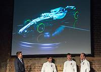 Williams 2018 F1 Car Launch - 15.02.2018