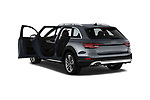 Car images close up view of a 2018 Audi A4 allroad quattro base 5 Door Wagon doors