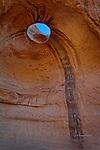 Spider Arch, Monument Valley, Arizona