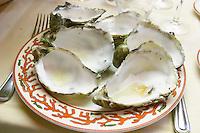 oyster shells fines de claire