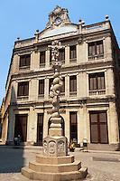 Cuba, Plaza San Francisco  in Habana