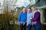 Brendan O'Sullivan, Listowel with his parents Bob and Grace.
